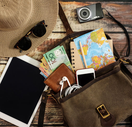 Travel with small budget