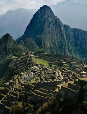 Trip in South America
